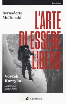 Winniearcher.com L' arte di essere libero. Voytek Kurtyka. L'alpinista leggendario Image