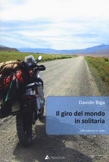 Amatigota.it Il giro del mondo in solitaria. 100 mila Km in sella Image