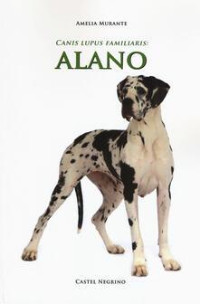 Alano - Amelia Murante - copertina