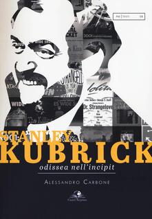 Winniearcher.com Stanley Kubrick. Odissea nell'incipit Image