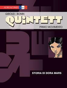 Scacciamoli.it Primo movimento: storia di Dora Mars. Quintett. Vol. 1 Image
