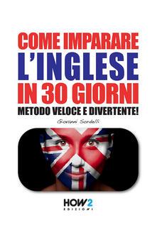 Warholgenova.it Come imparare l'inglese in 30 giorni. Metodo veloce e divertente! Image