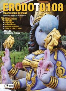 Listadelpopolo.it Erodoto108. Trimestrale di viaggi, luoghi, persone. Vol. 25 Image