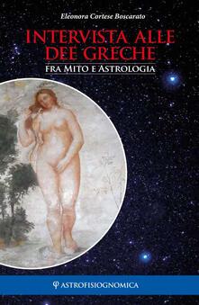 Squillogame.it Intervista alle dee greche. Fra mito e astrologia Image