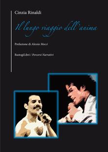 Il lungo viaggio dell'anima - Cinzia Rinaldi - copertina