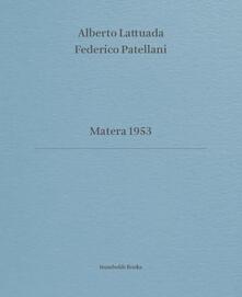 Vitalitart.it Matera 1953. Ediz. italiana e inglese Image