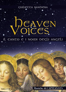 Nicocaradonna.it Heaven voices. Il canto ed i nomi degli angeli Image