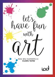 Libro Let's have fun with art Viviana Hutter