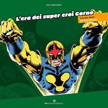 Warholgenova.it L' era dei super eroi Corno. Vol. 3: Gli eroi minori. Image