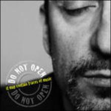 Do Not Open - CD Audio di Daniele Bazzani