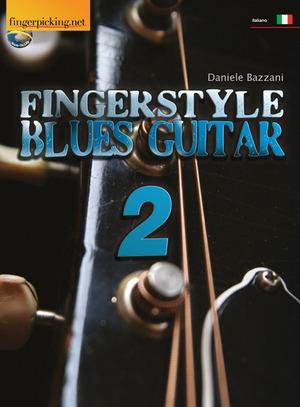 Fingerstyle blues guitar. Vol. 2