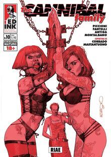 Antondemarirreguera.es The cannibal family. Vol. 10: Riae. Image