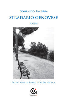 Stradario genovese - Domenico Ravenna - copertina