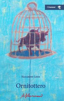 Ornitottero - Nazareno Loise - copertina