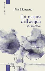 Libro La natura dell'acqua-The way of water Nina Munteanu