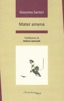 Aboutschuster.de Mater amena Image