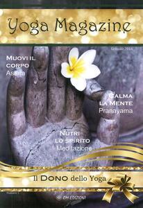 Il dono dello yoga. Yoga Magazine