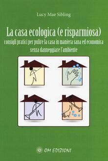 Vitalitart.it La casa ecologica. Consigli pratici per pulire la casa in maniera sana ed economica Image