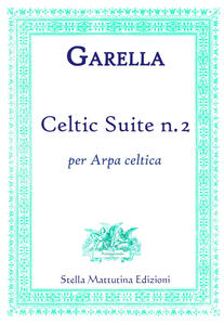 Celtic suite n. 2. Per arpa celtica