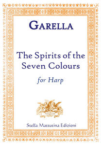 The spirits of the seven volours for arpa