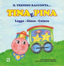 Premioquesti.it Tina e Pina. Leggo, gioco, coloro Image