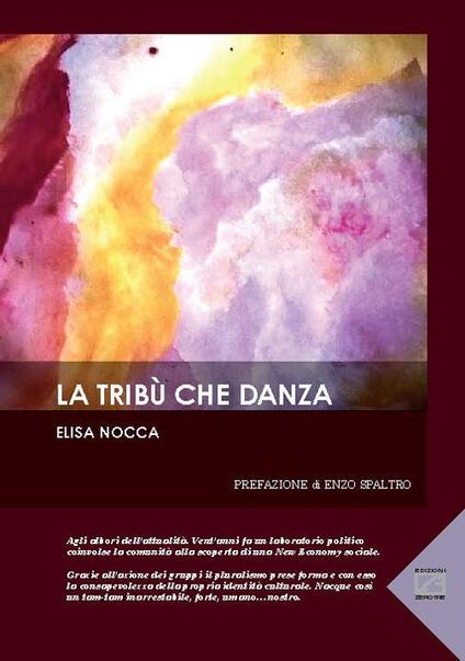 La tribù che danza - Elisa Nocca - copertina