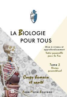 La biologie pour tous. Mise à niveau en sciences de la vie. «Votre passerelle pour la fac». Vol. 3: Niveau paramedical..pdf