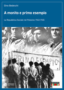 Radiospeed.it A monito e primo esempio. La Repubblica Sociale nel Polesine 1943-1945 Image