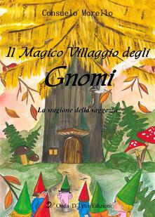 Camfeed.it Il magico villaggio degli gnomi. La stagione della saggezza. Ediz. illustrata Image