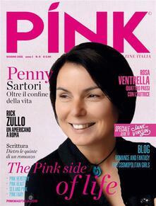 Pink magazine Italia. The pink side of life (2015) vol. 0 - AA.VV,Cinzia Giorgio,Paola Picasso - ebook