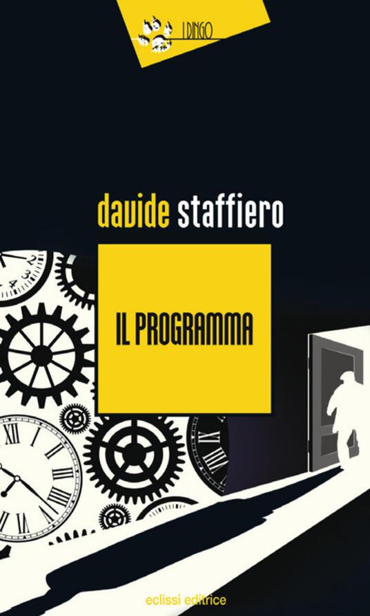 Il programma - Davide Staffiero - copertina