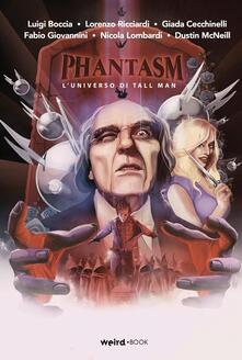 Chievoveronavalpo.it Phantasm. L'universo di Tall Man Image
