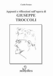 Capturtokyoedition.it Appunti e riflessioni sull'opera di Giuseppe Troccoli Image