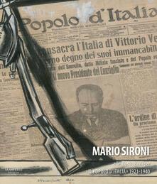 Steamcon.it Mario Sironi e le illustrazioni per «Il Popolo d'Italia» 1921-1940 Image