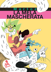 La La mela mascherata - Martoz - wuz.it