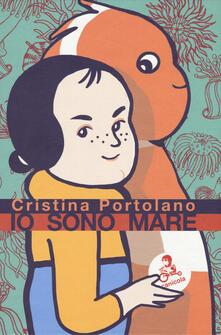 Io sono mare - Cristina Portolano - copertina