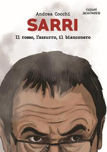 Sarri. Il rosso, lazzurro, il bianconero.pdf