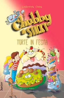 Radiospeed.it Torte in festa. Chubby & Sticky. Vol. 4 Image