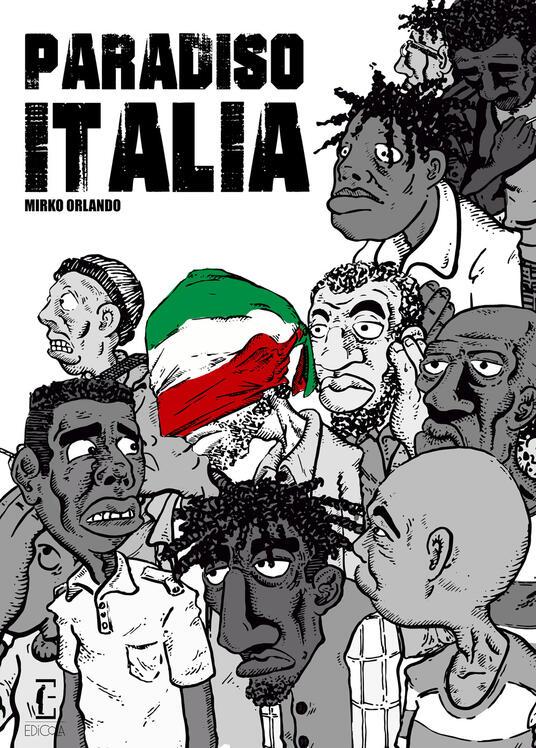 Paradiso Italia - Mirko Orlando - copertina