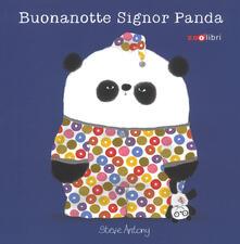 Camfeed.it Buonanotte signor Panda. Ediz. a colori Image