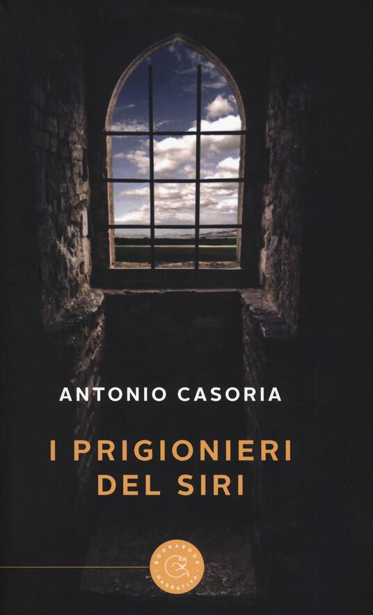 I prigionieri del Siri - Antonio Casoria - copertina