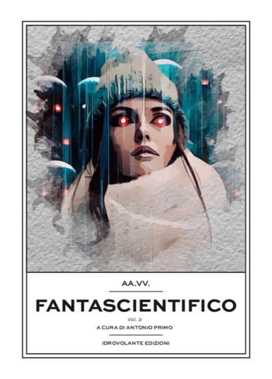 Fantascientifico. Vol. 3 - copertina