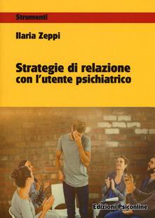 Librisulrazzismo.it Strategie di relazione con l'utente psichiatrico Image