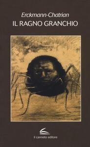 Il ragno granchio e altri racconti - Erckmann-Chatrian - copertina