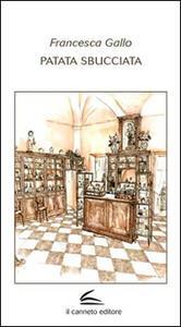 Patata sbucciata - Francesca Gallo - copertina
