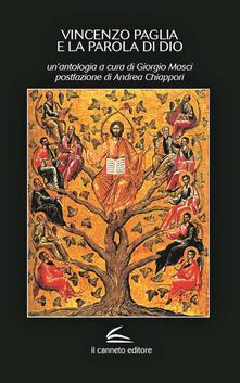 Vincenzo Paglia e la parola di Dio - copertina
