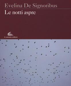 Le notti aspre - Evelina De Signoribus - copertina