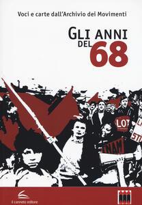 Gli anni del '68