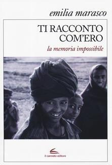 La memoria impossibile - Emilia Marasco - copertina