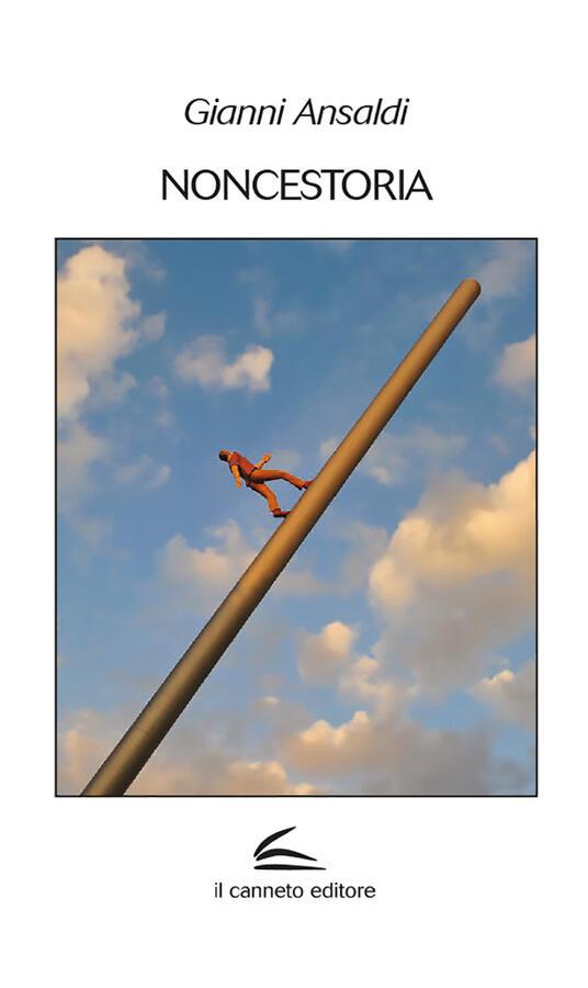 Noncestoria - Gianni Ansaldi - copertina
